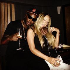 Mariah Carey - #Beautiful (DJ Mustard Remix) Feat. Jeezy & Miguel