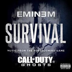 Eminem - Survival (CDQ) Feat. Liz Rodrigues