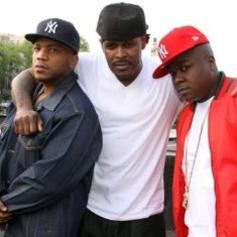 The Lox - Summer's Too Hot  (Prod. By Scram Jones)