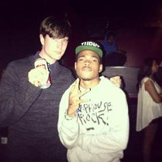 James Blake - Life Round Here (Remix) Feat. Chance The Rapper