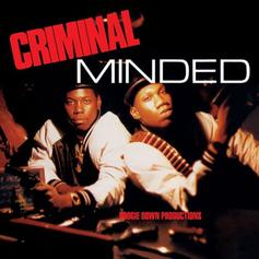 KRS-One - Criminal Minded Practice Sessions