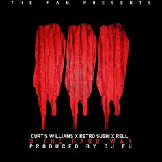 Curtis Williams - The Hard Way
