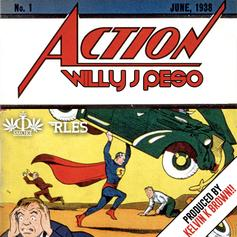 Willy J Peso - Actions  (Prod. By Kelvin K Brown)