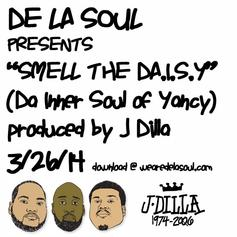 De La Soul - Vocabulary Spills