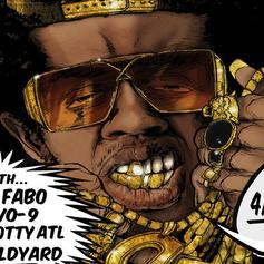 Trinidad James - Bitch Please Feat. Scotty ATL, Goldyard & 2$ Fabo