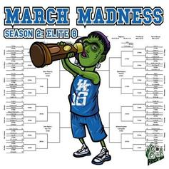 fR€$H aka SHORT DaWG - March Madness 2