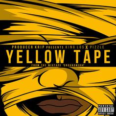 King Los - Yellow Tape  Feat. Pizzle (Prod. By Krip)