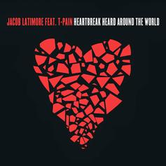 Jacob Latimore - Heartbreak Heard Around The World Feat. T-Pain