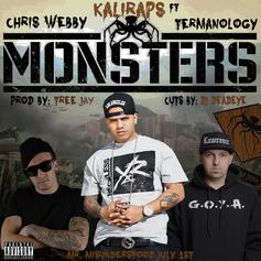 KaliRaps - Monsters Feat. Chris Webby & Termanology