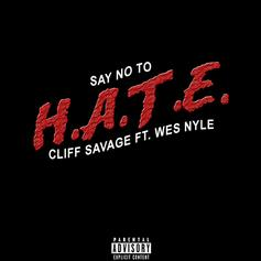 Cliff Savage - Say No To Hate  Feat. Wes Nyle (Prod. By Assassin MC)