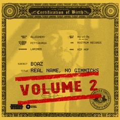 Boaz - Real Name, No Gimmicks Vol. 2