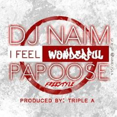 DJ NAIM - I Feel Wonderful (Freestyle) Feat. Papoose