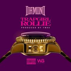 Diamond (Crime Mob) - Trap Girl Rollie  (Prod. By TM88)