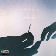 Machine Gun Kelly - A Little More Feat. Victoria Monet (Prod. By Tommy Brown)