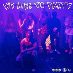 Rashid St. James - We Like To Party