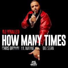 DJ Khaled - How Many Times Feat. Chris Brown, Lil Wayne & Big Sean