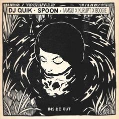 Spoon - Inside Out (DJ Quik Remix) Feat. Iamsu!, Kurupt & Boogie