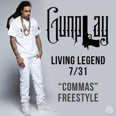 Gunplay - Commas (Freestyle)