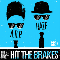 Blues Brovas 9000 - Hit The Brakes