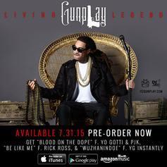 Gunplay - Wood Wheel (Freestyle) Feat. Peryon J Kee