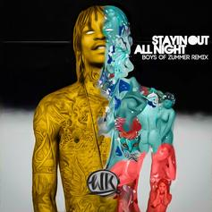 Wiz Khalifa - Staying Out All Night (Remix) Feat. Fall Out Boy