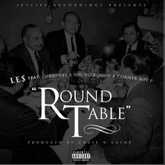 Le$ - Round Table Feat. Curren$y, Roddy & Cornerboy P