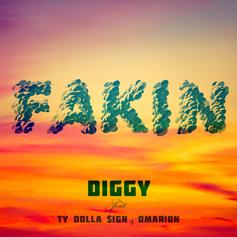 Diggy Simmons - Fakin Feat. Ty Dolla $ign & Omarion