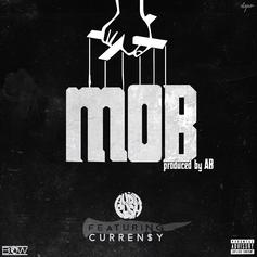 Audio Push - MOB Feat. Curren$y