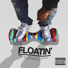Ray Jr - Floating Feat. Young Dolph
