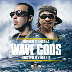 French Montana - Wave Gods Intro Feat. Chris Brown (Prod. By Harry Fraud & The MeKanics)