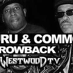 Common & Guru - 2000 Tim Westwood Freestyle