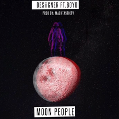 Desiigner - Moon People Feat. Boyd
