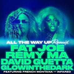 Fat Joe & Remy Ma - All The Way Up (David Guetta & GLOWINTHEDARK Remix) Feat. French Montana