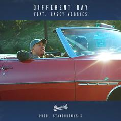 Demrick - Different Day Feat. Casey Veggies