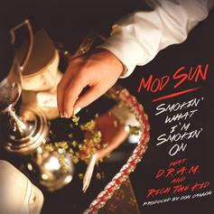 Mod Sun - Smokin What I'm Smokin On Feat. Shelley FKA DRAM & Rich The Kid (Prod. By Don Cannon)