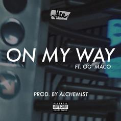Jace - On My Way Feat. OG Maco (Prod. By Alchemist)