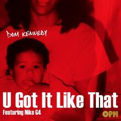 Dom Kennedy - U Got It Like That Feat. Niko G4