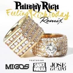 "Philthy Rich Is ""Feeling Rich Today"" On New Banger"