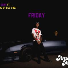 Polyester The Saint - Friday Feat. Curren$y