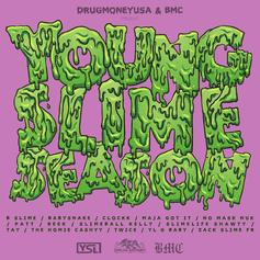Brodinski, Drug Money Records & Bromance Records - Young Slime Season