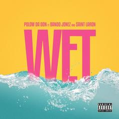 Polow Da Don - Wet Feat. Bando Jonez & Saint Laron
