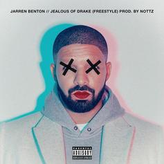 Jarren Benton - Jealous Of Drake (Freestyle)