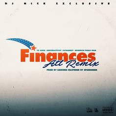 A$AP Ant - Finances (ATL Remix) Feat. Hoodrich Pablo Juan, Key! & Uno The Activist