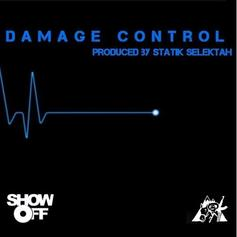 CRIMEAPPLE - Damage Control (Prod. By Statik Selektah)