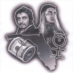 Pouya - 1000 Rounds Feat. Ghostemane