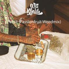 Wiz Khalifa - Passit (Passion Fruit Weedmix)