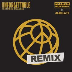 Major Lazer - Unforgettable (Remix)