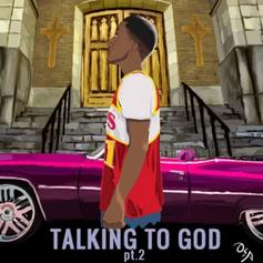 Deante Hitchcock - Talking To God Pt. 2 (Prod. By Brandon Phillips Taylor)