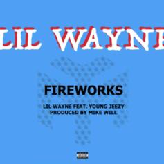 Lil Wayne - Fireworks Feat. Jeezy (Prod. By Mike Will Made It)