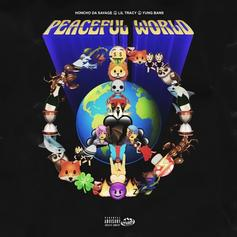 Honcho Da Savage - Peaceful World Feat. Lil Tracy & Yung Bans